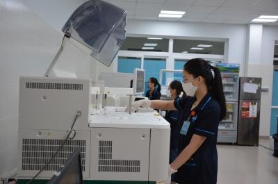 bệnh viện sản- nhi tỉnh:  đảm bảo chữa bệnh xuyên tết trong thời điểm dịch covid-19